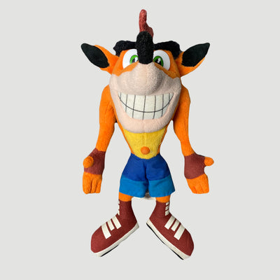 2001 Crash Bandicoot Toy