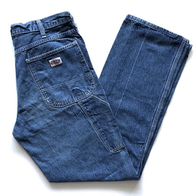 90's Dickies Denim Carpenter Workpant