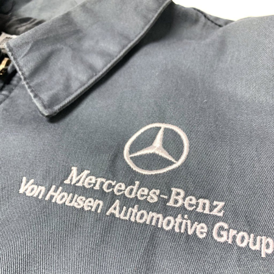 Mercedes Benz Logo Zip Jacket