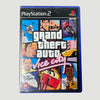 2002 Grand Theft Auto: Vice City PS2 Game