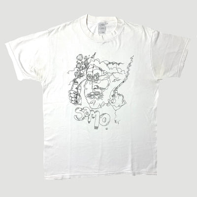 Late 80's Jean-Michel Basquiat Samo T-Shirt