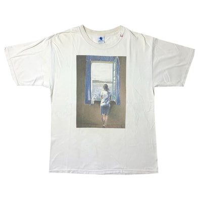 90's Salvador Dali Figure at Window T-Shirt