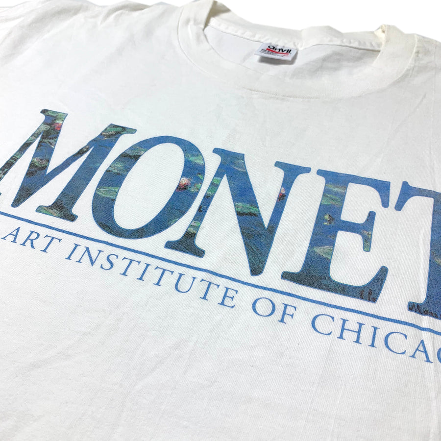 90's Monet Chicago Institute of Art T-Shirt