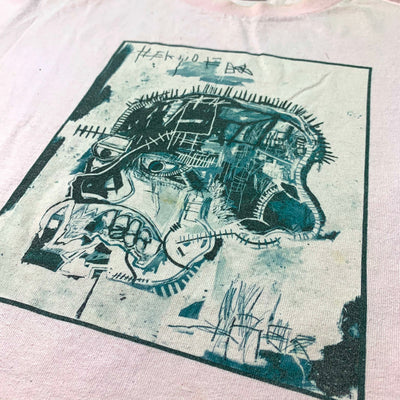 2000 Jean-Michel Basquiat Untitled Head T-Shirt