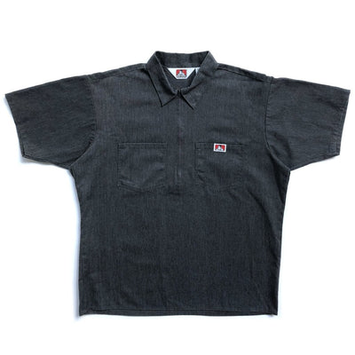 90's Ben Davis Half Zip Work Shirt