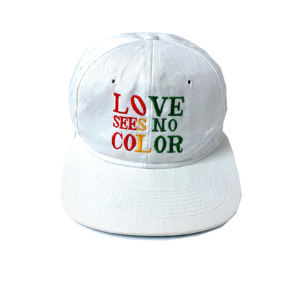 90's Love See's No Colour Snapback Cap