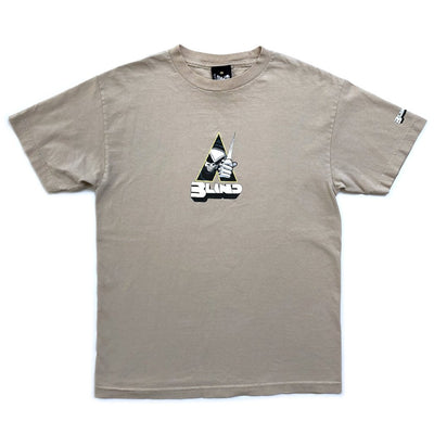 90's Blind Skateboards Clockwork Orange logo T-shirt