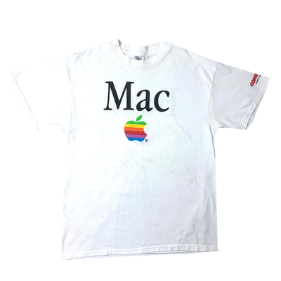1998 Apple Mac Back T-Shirt