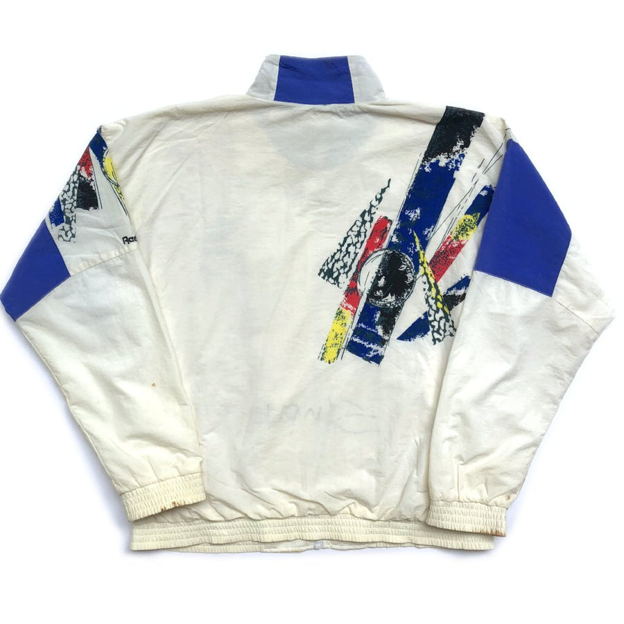 90's Reebok Sports Zipped Shell Jacket