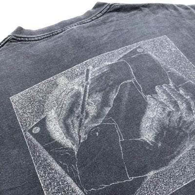Early 90's M.C. Escher 'Drawing Hands' Single Stitch T-shirt