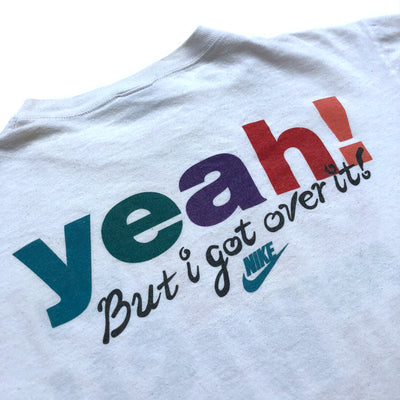 90's Nike 'Do you ever wish' T-shirt