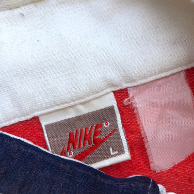90's Nike Zipped Panelled Track Jacket