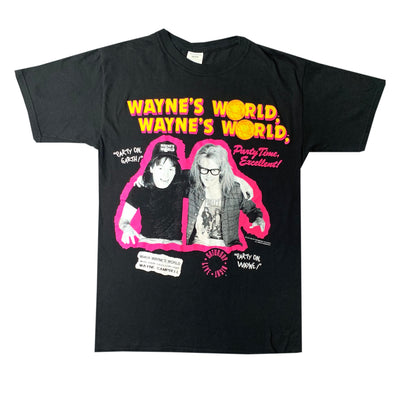1992 Waynes World Promo T-Shirt