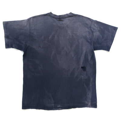 Early 90's Plain Single Stitch Navy T-shirt