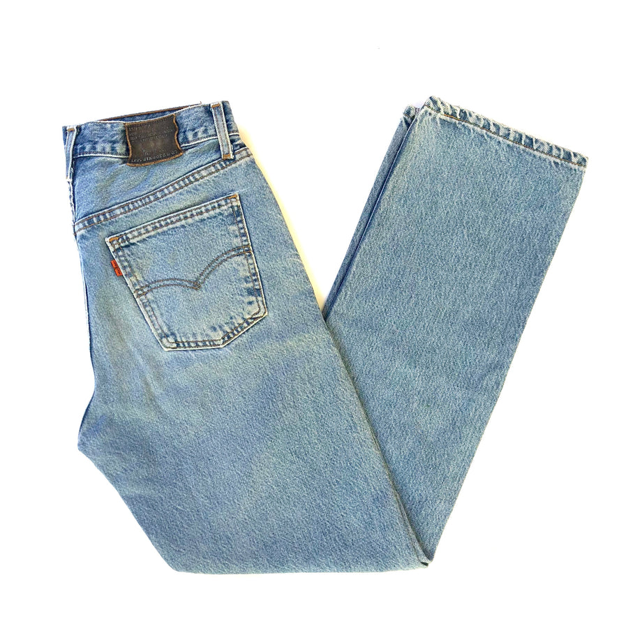 80's Levi's Orange Tab Straight Leg 615 Jeans
