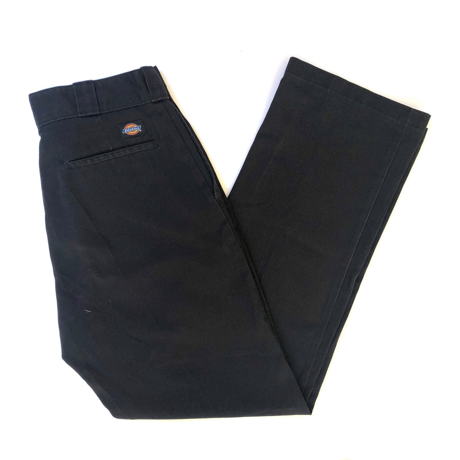 90's Dickies Black 874 Work Pants