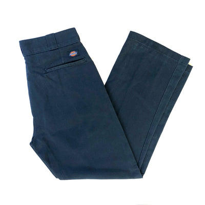 90's Dickies Navy 874 Work Pants