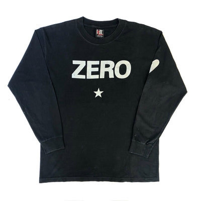 90's The Smashing Pumpkins 'Zero' L/S T-shirt