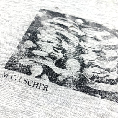 1990 M.C. Escher Bond of Union T-Shirt