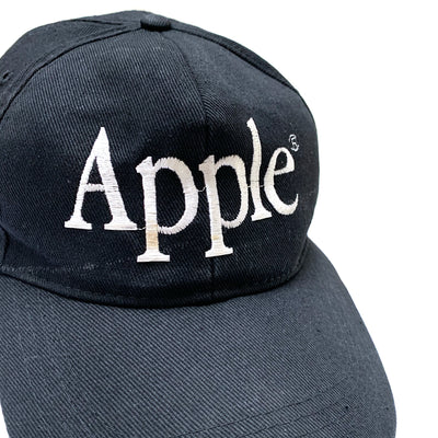80's Apple Cotton Strapback Cap