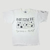90's Nietzsche Good = Bad T-Shirt