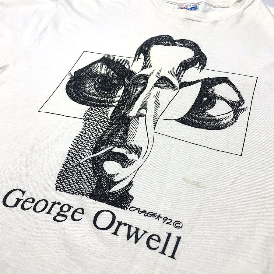 1992 George Orwell portrait T-Shirt