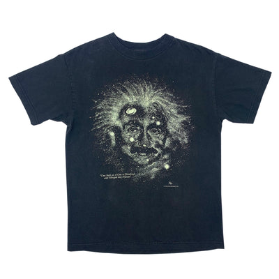 1993 Einstein Glow in the Dark Space T-Shirt