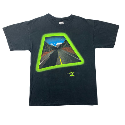 1994 X-Files Road Shadow T-Shirt