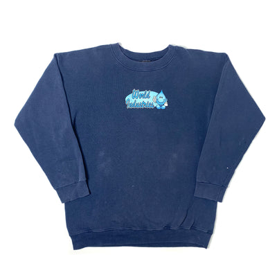 90's World Industries Wet Willy Sweatshirt