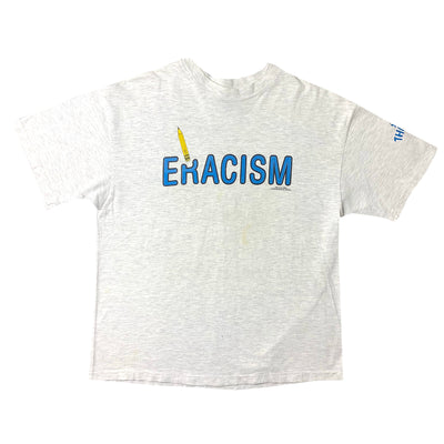 1993 Eracism Stop the Hate T-Shirt