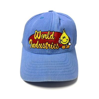 90's World Industries Flameboy Flexifit Cap