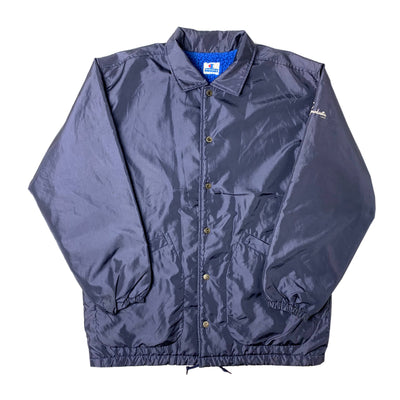 90's Champion Nylon Fleeced Jacket