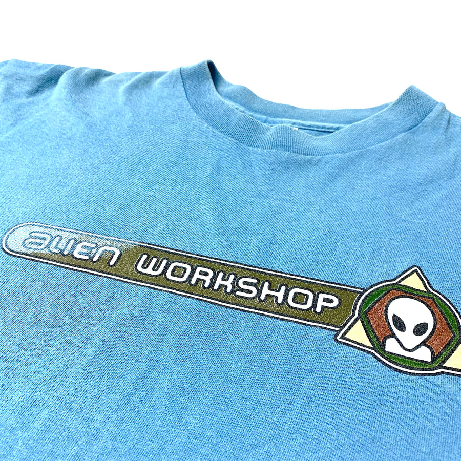 90's Alien Workshop Logo T-Shirt