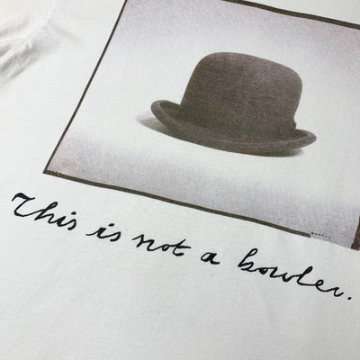 Early 90's Magritte Art Institute Of Chicago T-Shirt