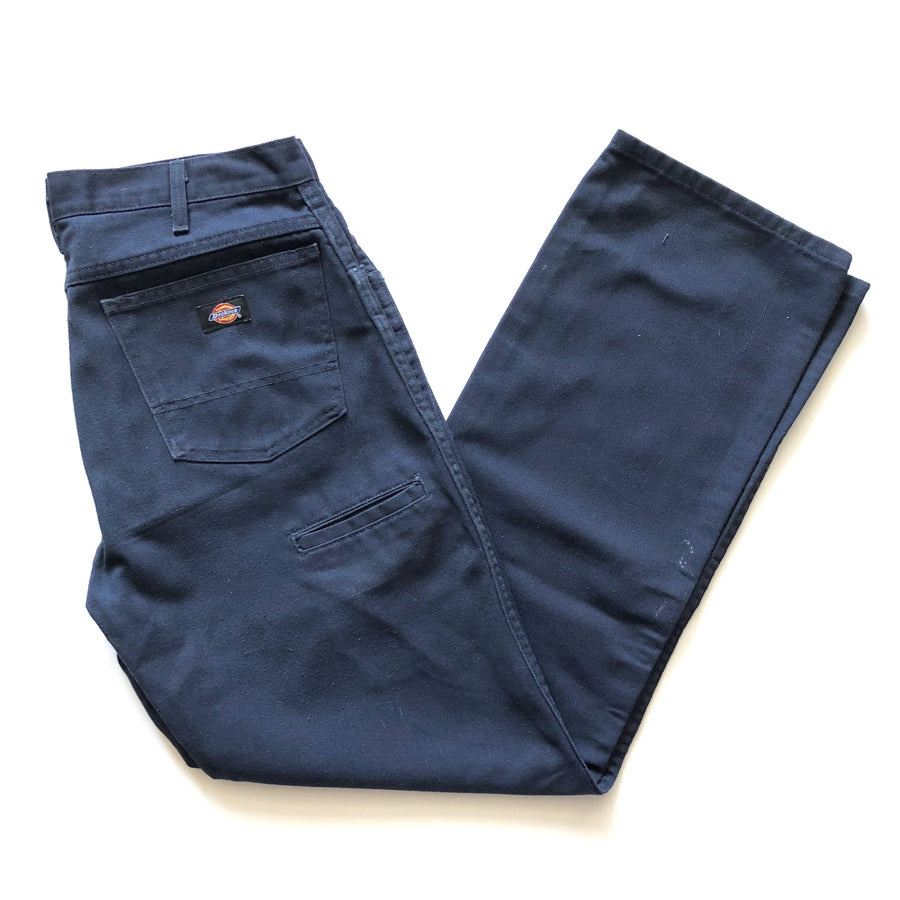 90's Dickies Navy Work Trousers