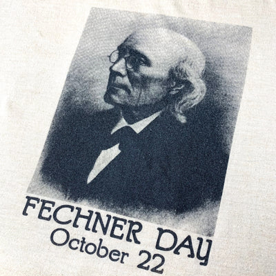 Early 90's Fechner Day T-Shirt