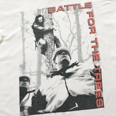 1996 Battle For The Trees T-Shirt