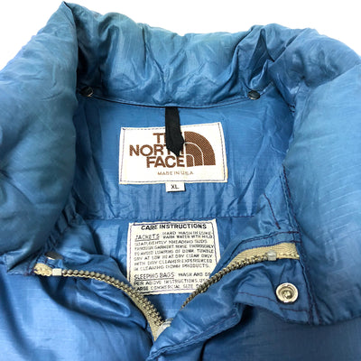 80s The North Face Down Puffa Jacket
