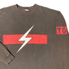 1991 Throbbing Gristle The Grey Area LS T-Shirt