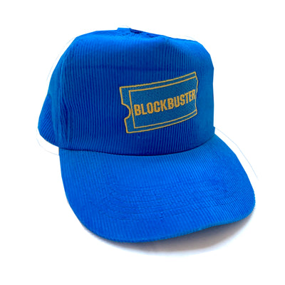 90's Blockbuster Video Corduroy Snapback