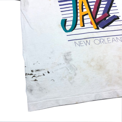 Early 90's New Orleans Jazz Single Stitch T-Shirt