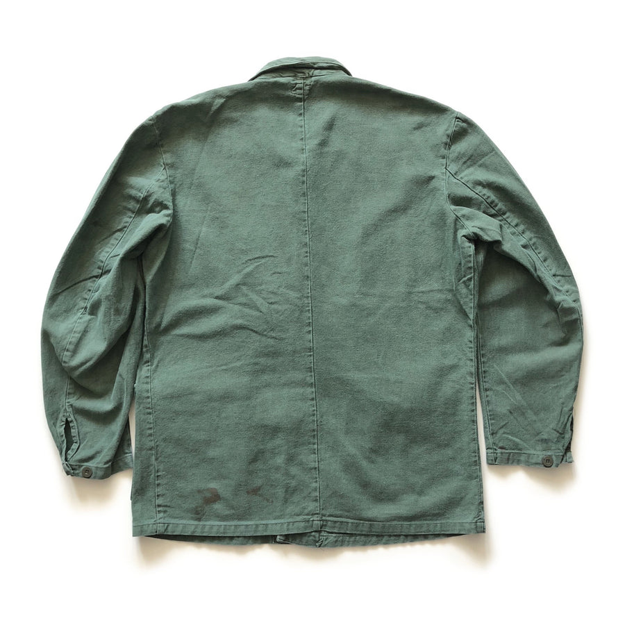 60's Swedish Military Field Jacket