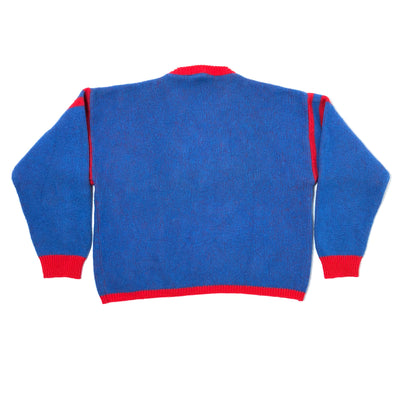 80's Benetton Knitted Jumper
