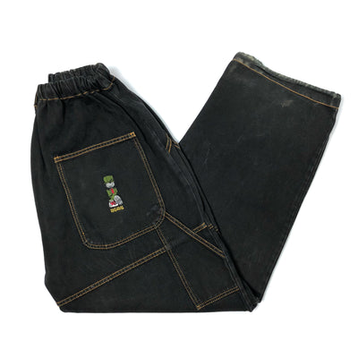 90's Dready Oversize Denim Jeans