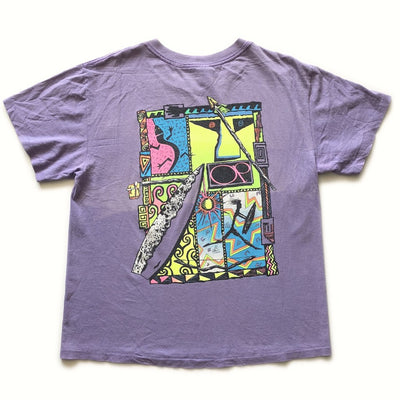 1990 Ocean Pacific Tribal Surf T-Shirt