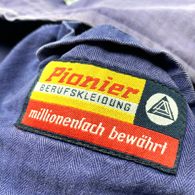 80's German Pionier Work Jacket