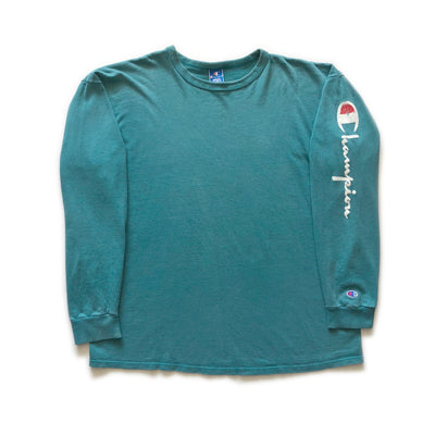 90s Champion Long Sleeve T-Shirt