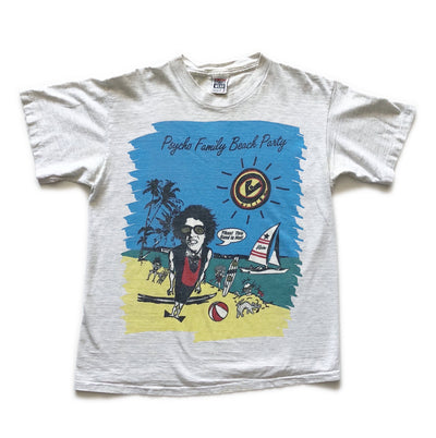 1986 Vision Street Wear Beach Party T-Shirt
