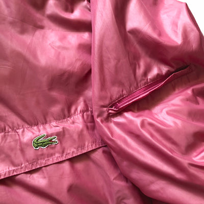 90s Lacoste Club Tour Collection Zip Up Jacket