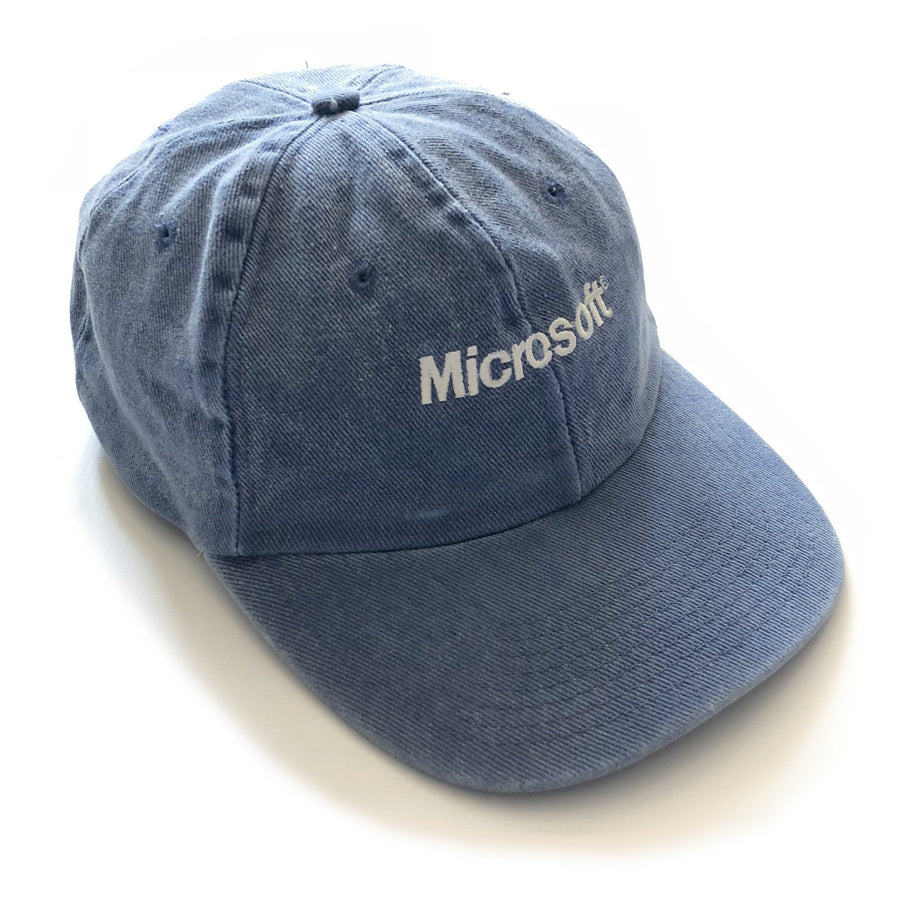 Early 90s Microsoft Adjustable Cap
